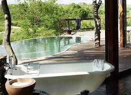 best hotel bathtubs around the world popsugar home