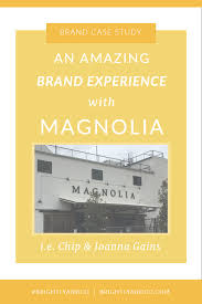 brightly u0026 co an amazing brand experience with magnolia i e