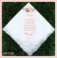 grandmother gift grandmother handkerchief from the weddings print customized