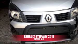 renault stepway 2011 accidentado renault stepway 2011 autocomercia youtube