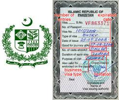 how to apply for pakistan visa from canada pakistan high