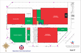 event floor plans dallas convention center operation care