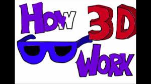 how 3d glasses work