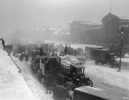 Worst Snowstorms In History Winter Storm 1912 Photos Worst Snowstorms In New York City