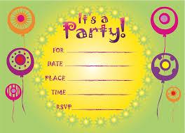 birthday party invitations dhavalthakur com