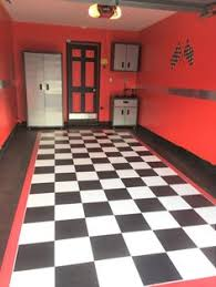 levant pattern garage tiles raceday peel and stick tiles by better life technologies comes in
