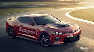 chevrolet camaro top speed 2018 chevrolet camaro zl1 pops up on the web automotorblog