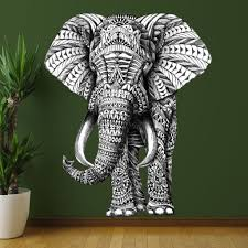 simple but marvelous elephant decor for living room ideas that