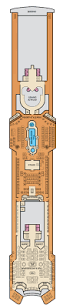 Carnival Sunshine Floor Plan by Carnival Inspiration Carnivalcruiseline De
