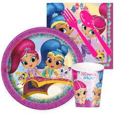 shimmer u0026 shine snack party pack birthdayexpress com