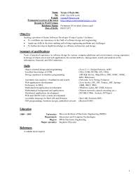 Sample Resume Format On Word by Professional Resume Examples Free Administrative Assistant Resume
