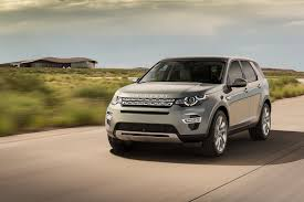 mercedes land rover white 2018 land rover discovery sport and range rover evoque get new engines