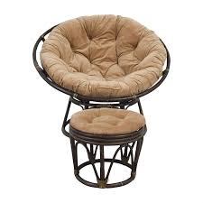 Papasan Ottoman 63 Pier 1 Imports Pier 1 Imports Papasan Brown Lounge Chair