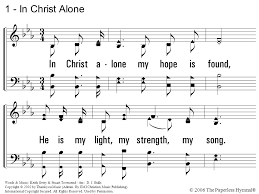 He Is My Comforter In Christ Alone The Gospel In Song Hope A Powerful Emotion