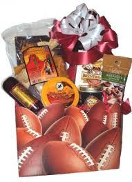 football gift baskets gift baskets football box all gift baskets