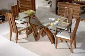 Dining Room Table Base For Glass Top 15 Best Of Glass Dining Table