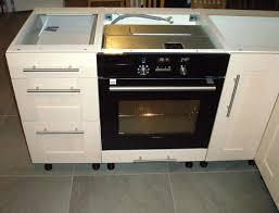 four de cuisine encastrable meuble cuisine pour four encastrable