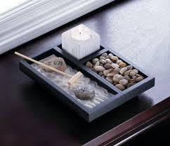 Desk Rock Garden Indoor Garden Desktop Rock Zen Decor Starter Small Tabletop