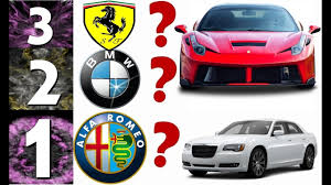 car logos quiz car logo quiz youtube