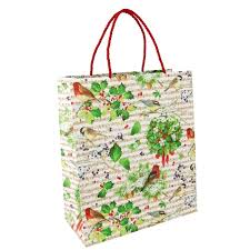 christmas wrapping bags christmas gift wrap bags curie online charity shop