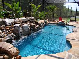 enclosed pool 20 low maintenance landscaping ideas for enclosed pool areas all
