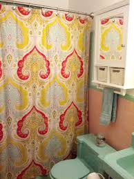 Echo Design Curtains Echo Design Raja Shower Curtain Shower Curtains Ideas