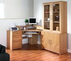 Tesco Computer Desk Corner Desk Storage Corner Solid Wood Computer Desk Fraser Corner