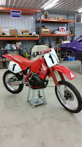 honda cbr 250 for sale 1988 cr 250 motorcycles for sale
