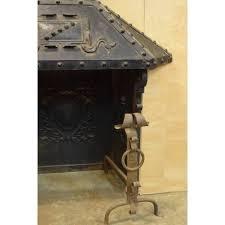 arts u0026 crafts fireplace mantel