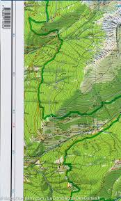 Map Italy by Hiking Map 32 Anterselva U0026 Casies Area Italy Tabacco