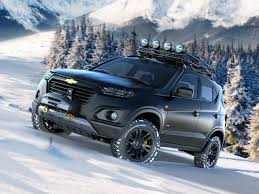 concept chevy macho chevrolet niva concept to debut at the 2014 moscow