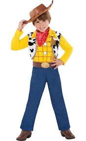 Woody Halloween Costume 4t Toddler Boys Buzz Lightyear Costume Toy Story Party