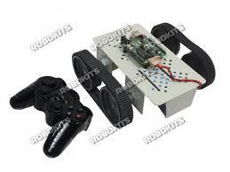 Diy Kit by Trackbot Ps2 Rf Wireless Remote Controlled Robot Diy Kit Rki