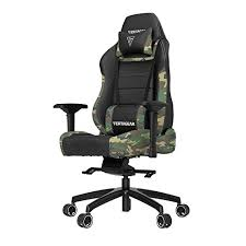 Racer X Chair Vertagear P Line 6000 Racing Series Gaming Chair X Large Black
