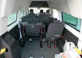 Ford Transit Interior Ford Transit Custom Wheelchair Van Fiorella Ws