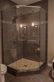 Bathroom Corner Showers Corner Shower Design Pictures Remodel Decor And Ideas Page 82