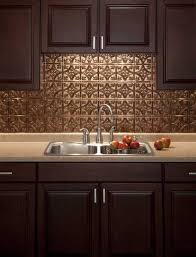 fasade kitchen backsplash panels fasade backsplash panel traditional 1 in rubbed bronze new