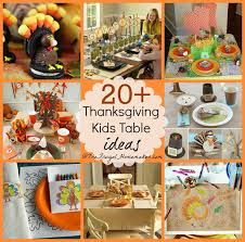 20 thanksgiving table ideas easy lots of free printables