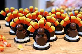 oreo thanksgiving turkeys oreo cookies turkey
