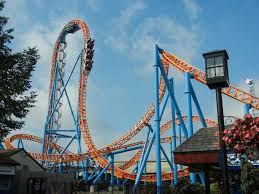 Six Flags Scary Rides 10 Of The Most Thrilling Rides In The World Y So Serious