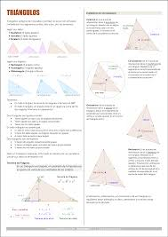 qrc triangulos matematicas pinterest math and algebra