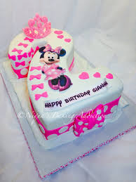 minnie mouse cake minnie mouse number 2 cake cakecentral