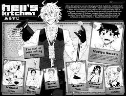 hells kitchen knives hell s kitchen chap 4 manga reader