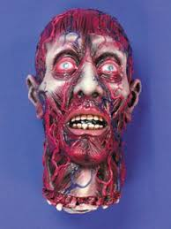 zoofy international zombie mask advertisement 24 365