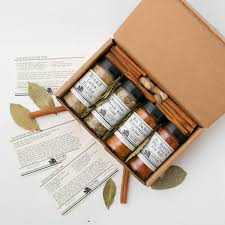 paper gift boxes rollicking rubs gift box oaktown spice shop
