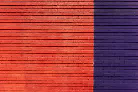 Blue Wall Texture Free Stock Photo Of Blue Bricks Pattern