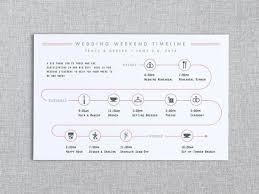 wedding invitations timeline wedding invitation enclosures mywedding
