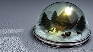 snow globe wallpaper free hd wallpapers for desktop widescreen