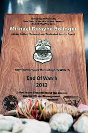 Us Department Of The Interior Bureau Of Land Management A Burning Man Tribute To Special Agent Michael My Public Lands