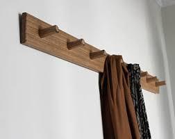 wall coat rack 4 peg coat rack wooden coat rack wooden